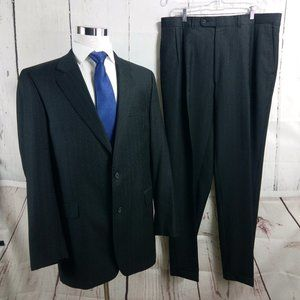 Thomas More Saville Row Collection Charcoal Suit